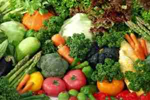 Wandsworth Physiotherapy healthy fruit and veg